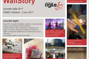 wallstory - La journee Agile 2017 - wall4u